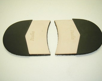 Rubber Leather Heels, Flat Heels, Made in Italy, Shoe Repair, Shoe Making Supplies For Men