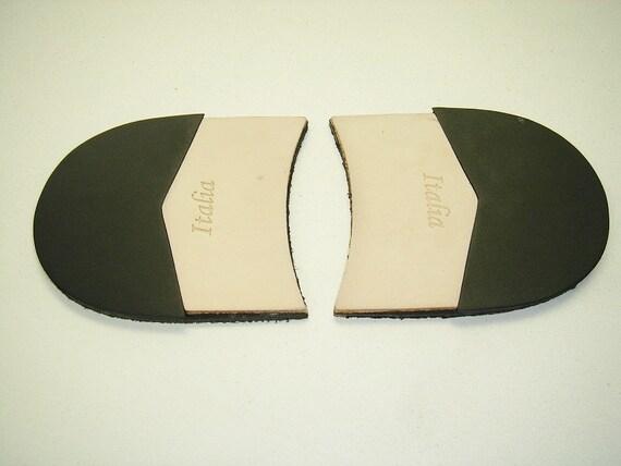 Rubber Leather Heels Flat Heels Made In Italy Shoe Repair