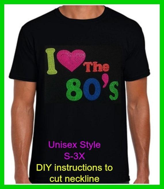df817d25a75f6 I heart the shirt unisex tshirt diy off the shoulder jpg 570x659  Jumpstartcoffee 80s diy sweatshirt