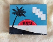 Bali Game 1954. Great condition for such an old game.