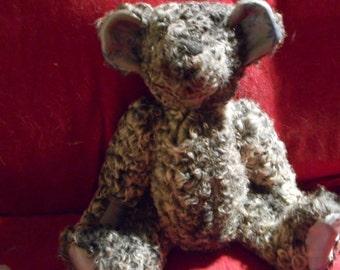 Handcrafted Teddy Bear Persian Lamb