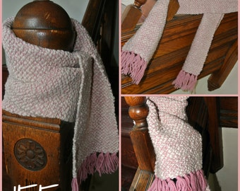 SALE:  Handwoven Scarf