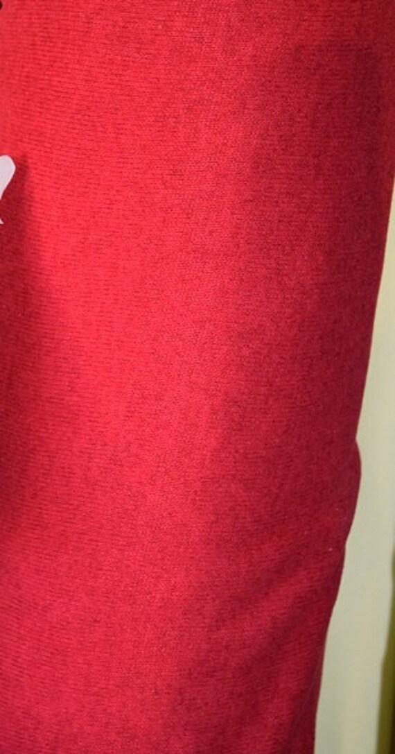 Berry Single Sided 300 Gram Polatec Polar Fleece Knit Fabric - Per Yard