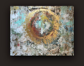 """Original Painting ~ Acrylic Painting on Canvas, Contemporary Art, Large Wall Art, Large Abstract Painting 40""""x32"""" Canvas"""