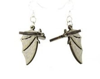 Bats Flying- Halloween - Cut from Sustainable Reforested Wood