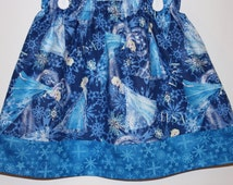 Frozen Elsa Skirt Size 2 - 8