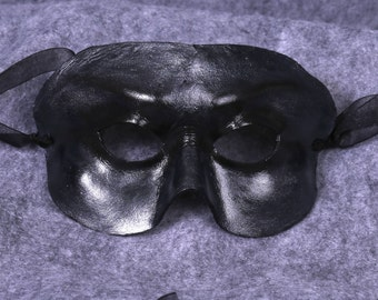 Black Mask, Don Juan DeMarco, Leather Mask, Basic Black Mask, Mystery, Touch of Class