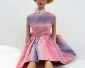 New Year Sale - Vintage 1960s Bubble Cut Barbie Doll Toy