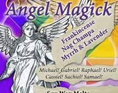 Angel Magick Herbal Wax Melts for Magick, Prayer, Spells or Ritual