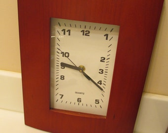 Vintage Wall Clock Made by Quartz