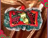 Feliz Navidad Plush Decor