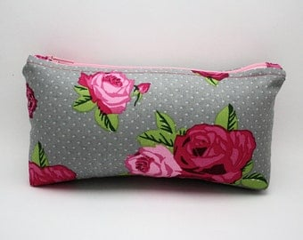 Padded Pipe Pouch - Grey Gardens