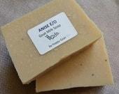 ANISE ESSENTIAL OIL-Black Licorice-Goat milk soap-bath/shower bar