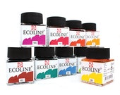 1 bottle of Ecoline Liquid Watercolour by Talens Royals ONLY