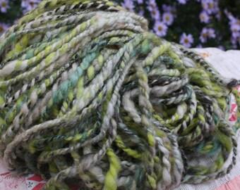 RawCo. Neon Bearcat // Handspun yarn