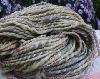 A Hand spun Beauty// Art Yarn