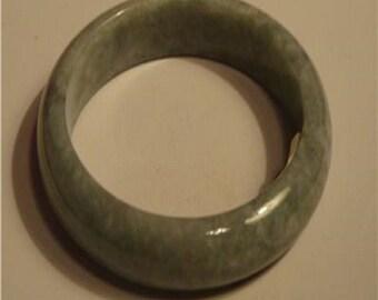 Natural 254 Cts Grade A Jade Bangle Bracelet Natural Jade Bracelet Chinese Jade Jade Bracelet Chinese Bracelet Green Jade Natural Jade
