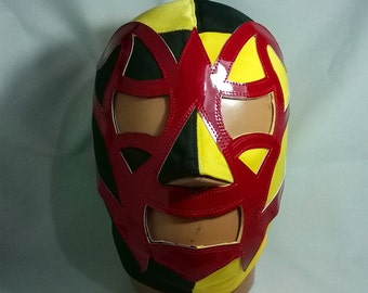 Fishman Optional Wrestling Mask Lucha Libre Mask Halloween day of the dead luchador Mardi Gras Mask the walking dead masquerade Star Wars
