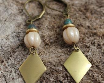 mignonnes Boucles d'oreilles délicates // cute delicate earrings (BO-918)