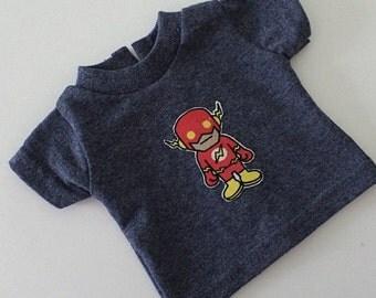 Flash 18 inch doll tshirt