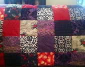 Twilight Edward and Bella Inspired Quilt