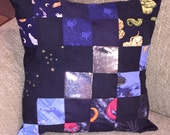 Patchwork Harry Potter Pillow Cover