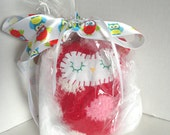 Plush Owl Ornament, Owl Decoration, Gift Wrapped