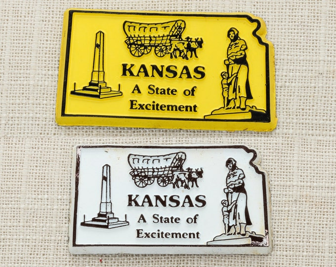 """Kansas State Magnet 
