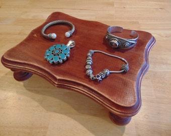 Jewelry Display Jewelry Riser Vendor Display Stand Wedding Table Decor Cupcake Stand Figurine Display Cake Stand