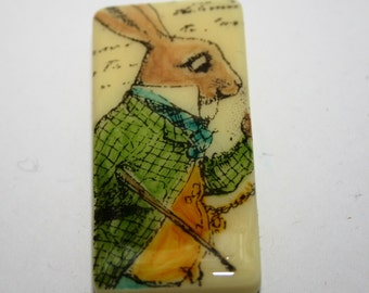 Alice In Wonderland Fridge Magnet - The Mad March Hare