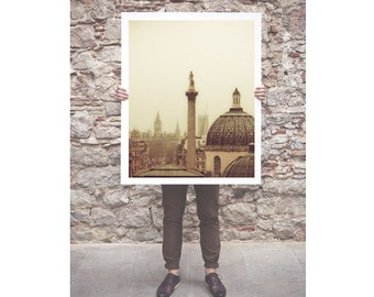"London fine art photography, London art print - ""Old London Town"""