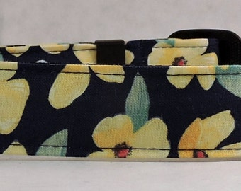 Dog Collar, Martingale Collar, Cat Collar - All Sizes  - Breezy Blooms
