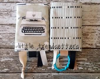 Typewriter Drool Pads