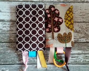 Woodland Whimsy Drool Pads