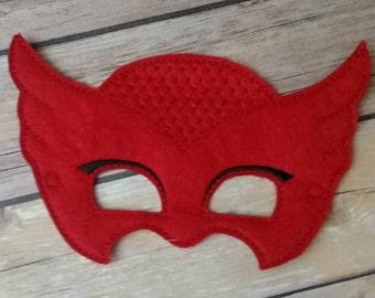 Owlette Mask PJ MASK Party Favor Dress Up Halloween