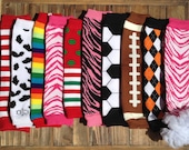 You Pick 3 Pairs - Baby Leg Warmers - SALE
