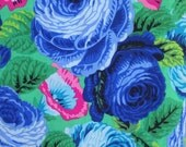 Glory Rose Fabric, by Phillip Jacobs, for Rowan Fabrics, 100 Percent Cotton, 1 yard cut