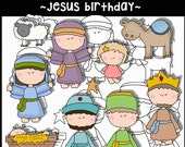 Jesus' Birthday 10 PNG graphics