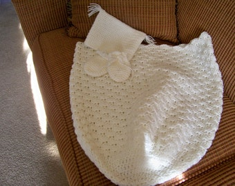 Winter White Cocoon Set