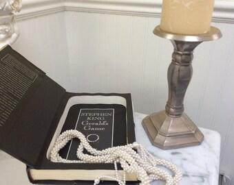 Book Safe Hidden Jewelry Box Stephen King