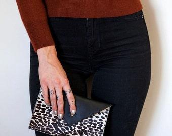 The Bobbi wallet - leopard