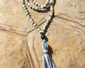 108 Protection Mala, Mala, Mala Beads, Mala Necklace, Mala Bracelet, Buddhist Rosary Beads, Prayer Beads, Gemstone Mala