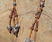 JUZU Beads, Buddhist Prayer Beads, Buddhist Mala Beads, Japanese Buddhist Prayer Beads, Rudraksha Beads, Wood Beads, Nichiren Buddhism