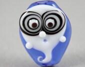 Bullseye ghost bead (Item 15103B)