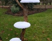 "The ""Snow White"" cat tree"