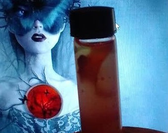Ritual Oil Love and Lust Potion Anointing Oil True Love ~ Wicca Witchcraft Pagan