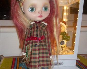 Blythe Dress/Coat & Accessories (BD100915)