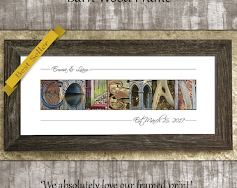 Personalized Wedding Gift, Anniversary Gift, Engagement Gift, Newlyweds Gift, Unique Wedding Gift, Gift for Couples, Gift for Parents