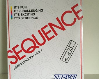 1994 Travel Sequence - nice condition