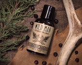 Wild Man Beard Wash THE ORIGINAL Beard Soap Shampoo - 60ml // 2oz Grooming